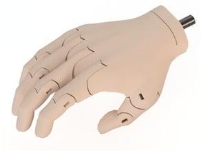 Kwawu 2.0 Prosthetic Hand