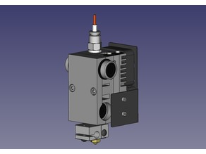 JGAurora A5 printhead model