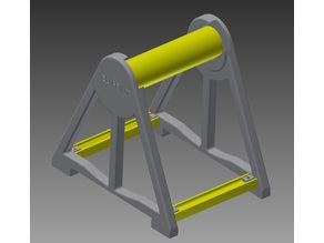 Filament support 3D printing