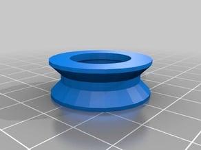 Blindex roller cap