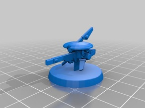 Drone with base