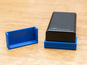 DJI CrystalSky Battery Cover