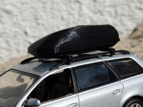 Roof Box (1/43 scale)