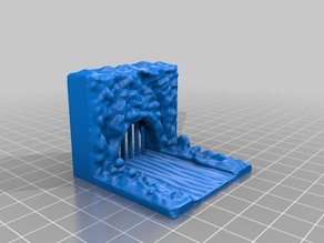 Cavern Rivergates and Waterfall (Openforge 2.0 compatible)