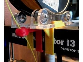 Wanhao i3 Plus spool holder bracket