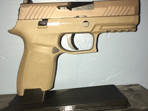 sig p320 display stand