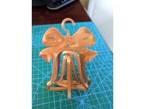 Bell Gyroscopic Ornament