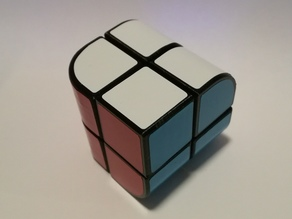 Penrose Cube 2x2 Extensions (Correct Form)