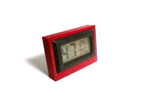 Mini Desktop Hygrometer