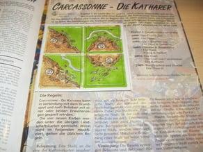 Carcassonne: Die Katharer Exspansion