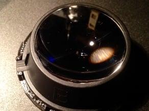 Oculus Rift DK2 IPD adjuster +4mm