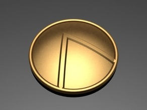 Spartan Lambda Hoplon (Shield)