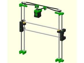 GREEN MAMBA V2.0 z axis