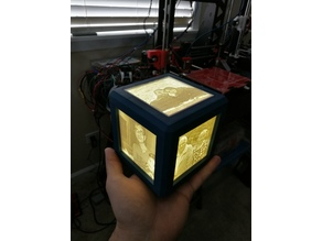 Lithophane Lamp v4/v3