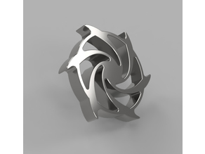 Vortex Z Knob for Creality Ender 3