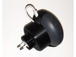Google Home Mini EU socket direct stand (Schuko/FR)