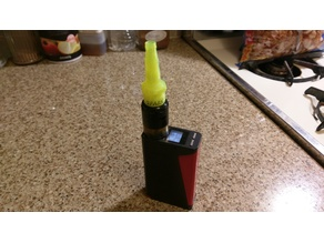 Super Detailed Spark Plug Large Drip Tip for Beast & Others!