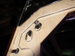 Replicator Cover Hanger Bolt Spacers v2