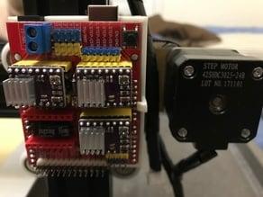 Arduino Uno Open Case for Shield Attachment