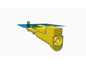 Nerf Stryfe AK47 Barrel Attachment