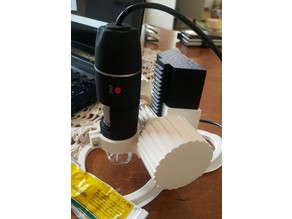 stable usb microscope stand