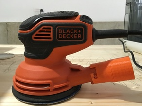 Black & Decker BDERO600 Shop Vac Adapter