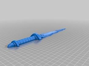 My Customized Dark One Dagger
