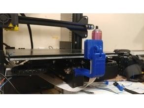 Ender 3 pi cam mount low profile clip on