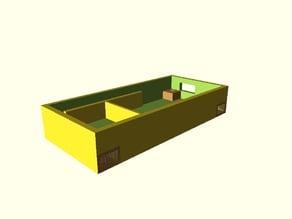 TiltBridge ESP32 OLED Enclosure