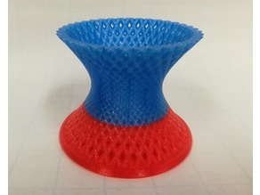 Hyperboloid Container / Caddy