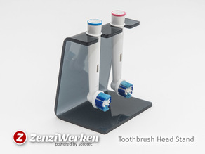 Toothbrush Head Stand cnc/laser