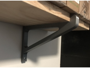 7.25in (8in US) Shelf Bracket