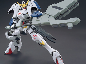 Gundam Barbatos Saw Hammer