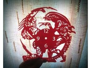 Reloj Alien vs. Predator