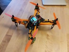 SeCopter 250 - Quadcopter Frame V1.0