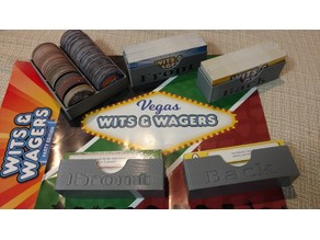 Wits & Wagers Organizer