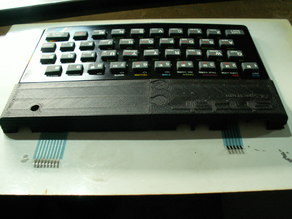 Case for Harlequin (replacement case for Sinclair ZX Spectrum)