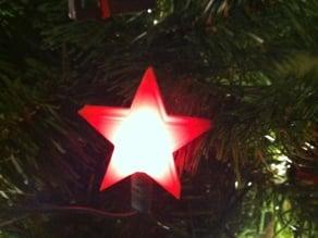 Illuminated ornament
