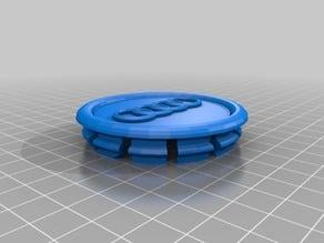 Audi Center Wheel Cap
