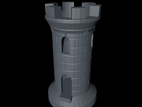 Chess Piece 1. The Castle