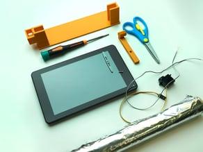 Soporte para radar tablet Maxwell