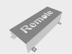 Remote controller holder