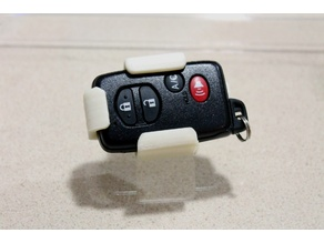 Belt clip for Prius Smartkey (holster)