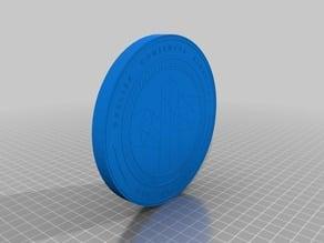 Skycoin Physical Coin