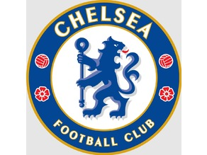 Chelsea logo in MMU format
