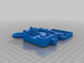 Ultimaker 3 (& 2+) filament drive
