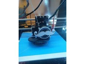 ANET A8 Fan Cover Mustache