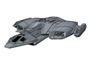 Wing Commander - TB-81A Shrike Bomber