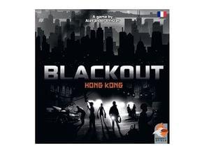 Blackout Hong Kong insert