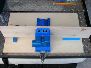 Kreg Jig Outfeed Support